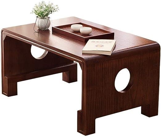 Salón Mesas Muebles Madera Maciza Rectangular Mesa De Té Mesa ...
