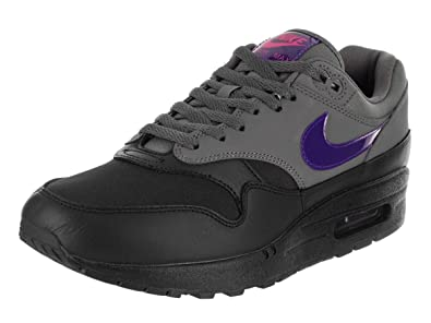 ce0a7f3f907 Nike AIR MAX 1 Mens Fashion-Sneakers AR1249-002 8.5 - Dark Grey