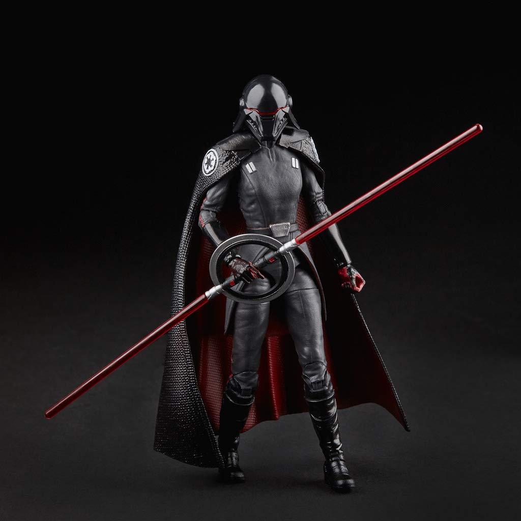 15 cm Edition Collector Figurine Black Series Deuxi/ème S/œur Inquisitrice Star Wars