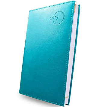 Planner 2019 - WENTS A5 Agenda Daily 2019 Cuaderno Semanal ...