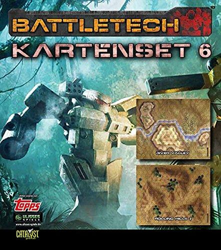 BattleTech Kartenset #6