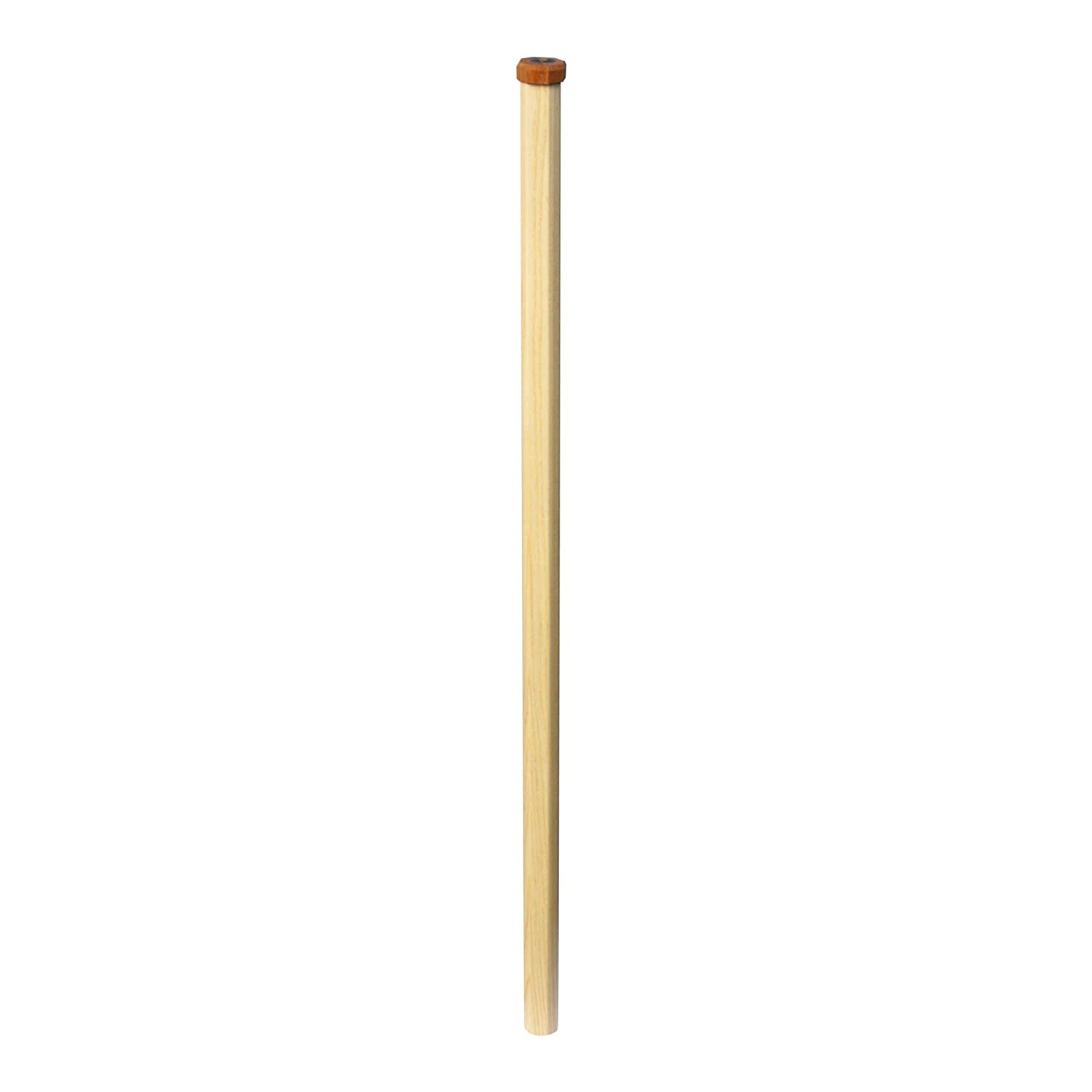 Lacrosse Shaft, Stick, Handle: Blackfeet Solid Ash Wood Attack FEATHERWEIGHT - Natural