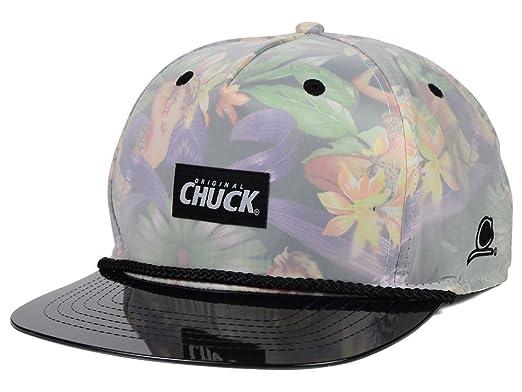 Original Chuck Sunny PVC Chuck Snapback Hat at Amazon Men s Clothing ... 9f324cea1f4