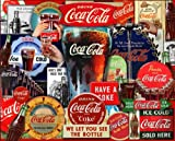 Springbok Coca-Cola Decades of Tradition 2000 Piece Jigsaw Puzzle