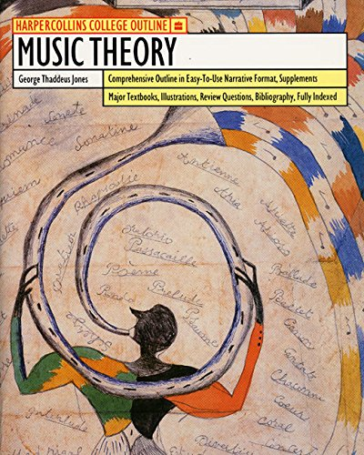 Music Theory (HarperCollins College Outline Series)