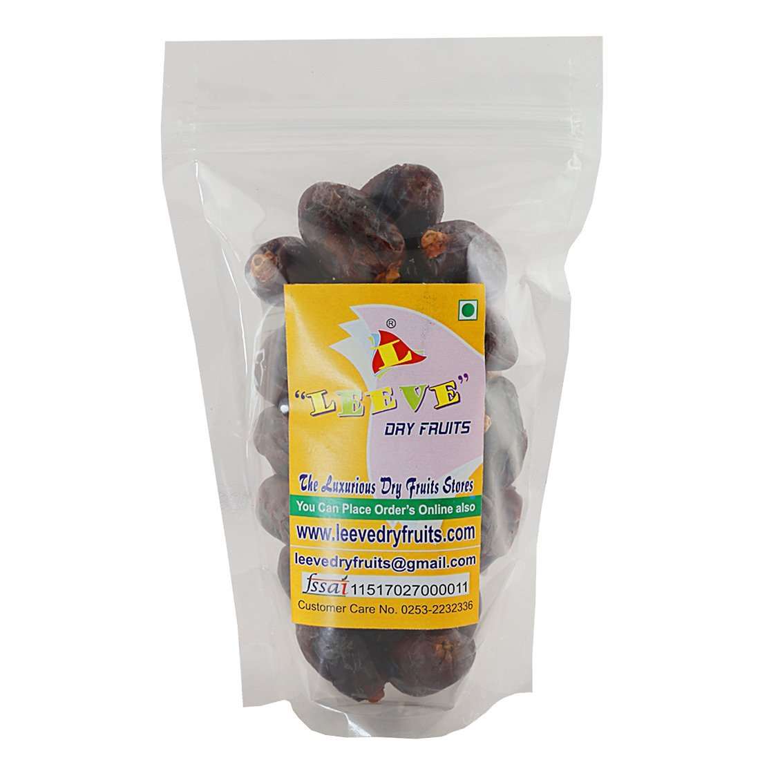 Leeve Dry Fruits Wet Dates Qatar Dates, 400 Gms by Leeve Dry Fruits (Image #4)