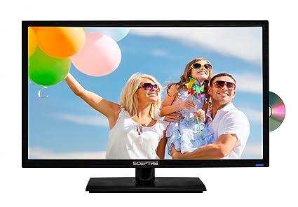 "004289819bee Sceptre E246BD-F 24"" 1080p 60Hz Class LED HDTV with DVD Player/True"