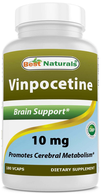 Tablets Vinpocetine, reviews confirm, improve blood circulation and brain metabolism