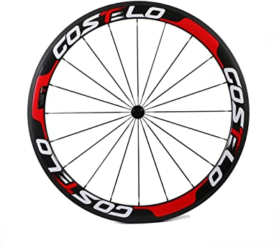 Costelo Llantas de Ruedas de Bicicleta de Fibra de Carbono ...