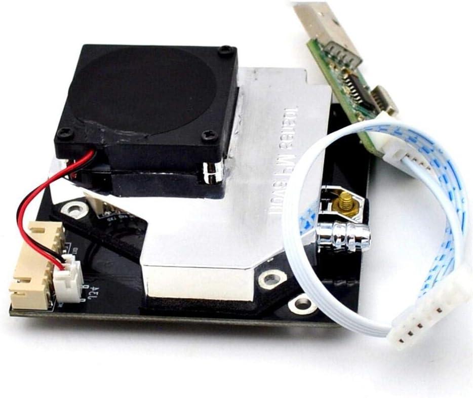 Blue-Yan PM 2.5 Sensor de Calidad del Aire Monitor de Temperatura ...