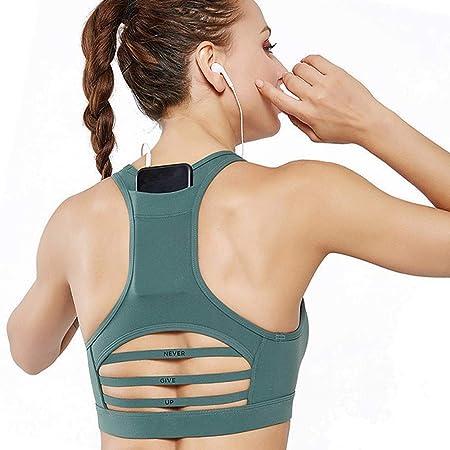 Sujetador deportivo para mujer Sujetador deportivo for mujer ...