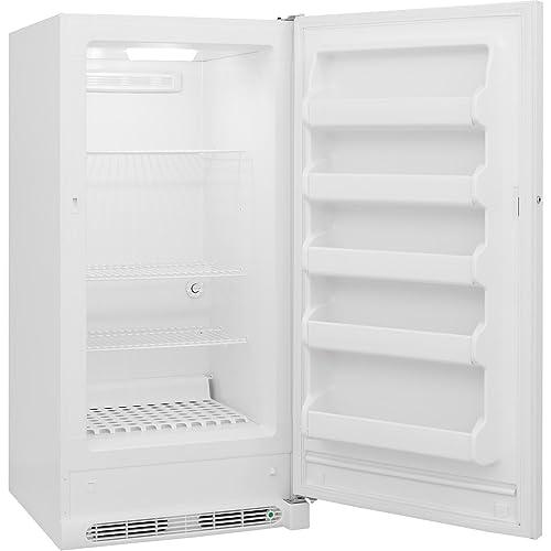 Frigidaire FFFU14F2QW 13.8 Cu. Ft. White Upright Freezer