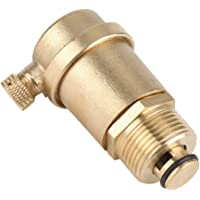Válvula de ventilación, válvula de ventilación automática de latón DN20 G3 / 4 para alivio de presión del calentador de agua solar