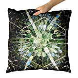 Westlake Art - Mirror Nature - Decorative Throw Pillow Cushion - Picture Photography Artwork Home Decor Living Room - 18x18 Inch (686B4)