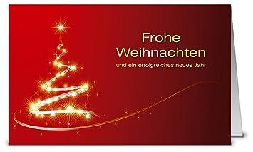 Weihnachtskarten Büro.Papier Büro Schreibwaren Briefpapier Karten Klappkarte Mit
