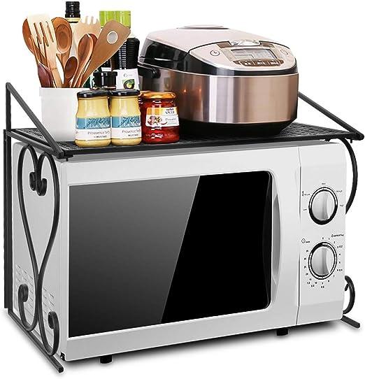 Amazon.com: AISHN - Estantería de metal para horno de ...