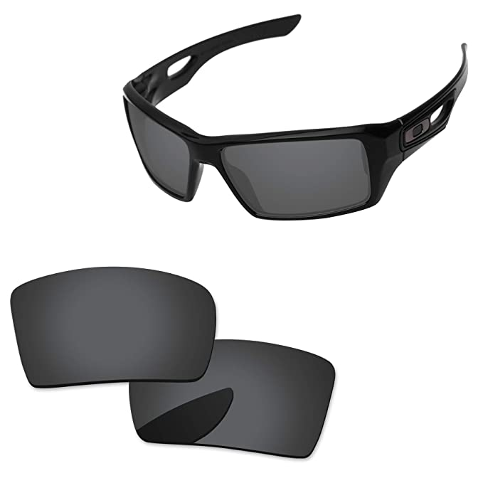 f3af0741291 Amazon.com  PapaViva Lenses Replacement for Oakley Eyepatch 1 2 ...