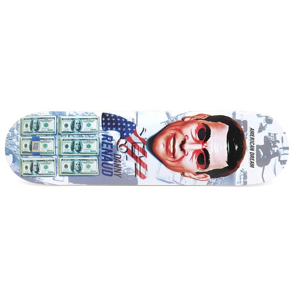 即納!最大半額! POLITIC DECK ポリティック デッキ AMERICAN DANNY RENAUD AMERICAN DREAM DECK B07QZJWLJG 8.0 スケートボード スケボー SKATEBOARD B07QZJWLJG, DOLPHINMAGIC:c3e95177 --- domaska.lt