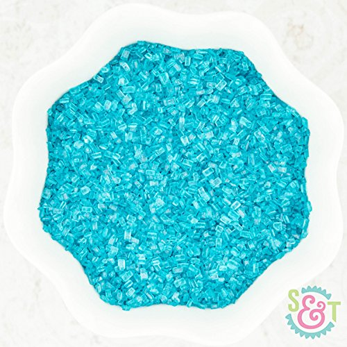 Chunky Sugar Crystals (Teal)