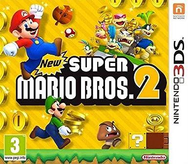 New Super Mario Bros: 2 (Nintendo 3DS): Amazon co uk: PC & Video Games