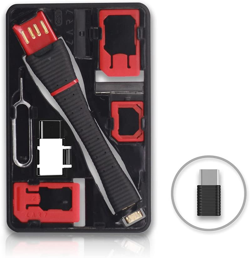 CARD Storage 1-PRO Multi Tool Set- Type-C