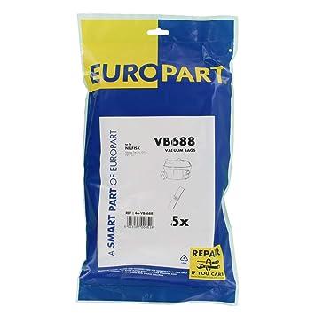 Amazon.com: Bolsa de polvo de papel para aspiradoras Nilfisk ...