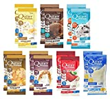 quest sticker - Quest Protein 2 Single Serving Pouch of each flavor 14 Packets