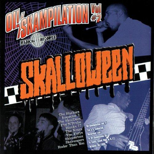 Oi!/Skampilation Vol. #2