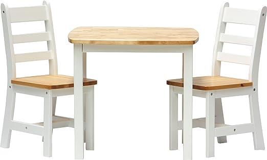 IB-Style - Conjunto infantil de mesa y sillas «Ilex» | 3 variantes ...