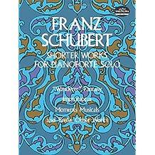 Shorter Works for Pianoforte Solo