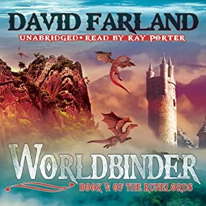 Worldbinder Audiobook