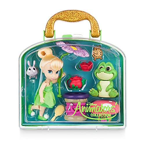 Tinkerbell Mini Animator Doll Playset