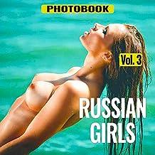 Erotic Photo Book - Russian Girls, vol.3