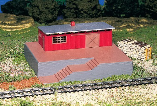 Web oficial Bachmann Trains Storage Building with Steam Whistle Sound Sound Sound by Bachmann Trains  Venta en línea de descuento de fábrica