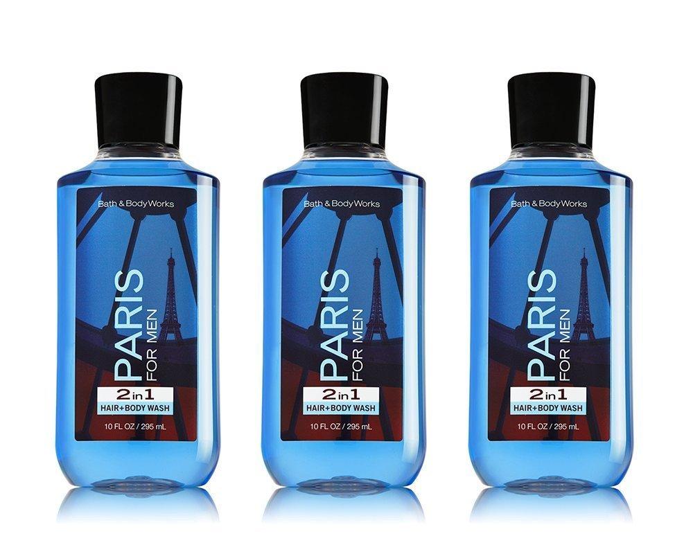 Amazon Com Bath Body Works Paris For Men 8 0 Oz Body