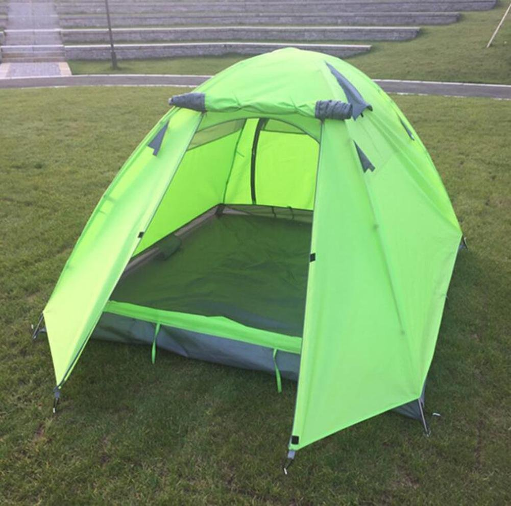 LZH Camping-Zelt Kuppelzelt f¨¹r 3-4 Personen Outdoor Familienzelt mit Wohnraum, Dauerbel¨¹ftung,wasserdicht