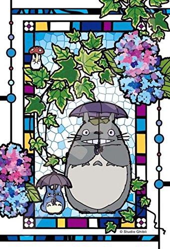 Ensky 126 Pieces Jigsaw Puzzle My Neighbor Totoro Hydrangea Garden Art Crystal Jigsaw(10 X 14.7 Cm) (japan import) from ensky
