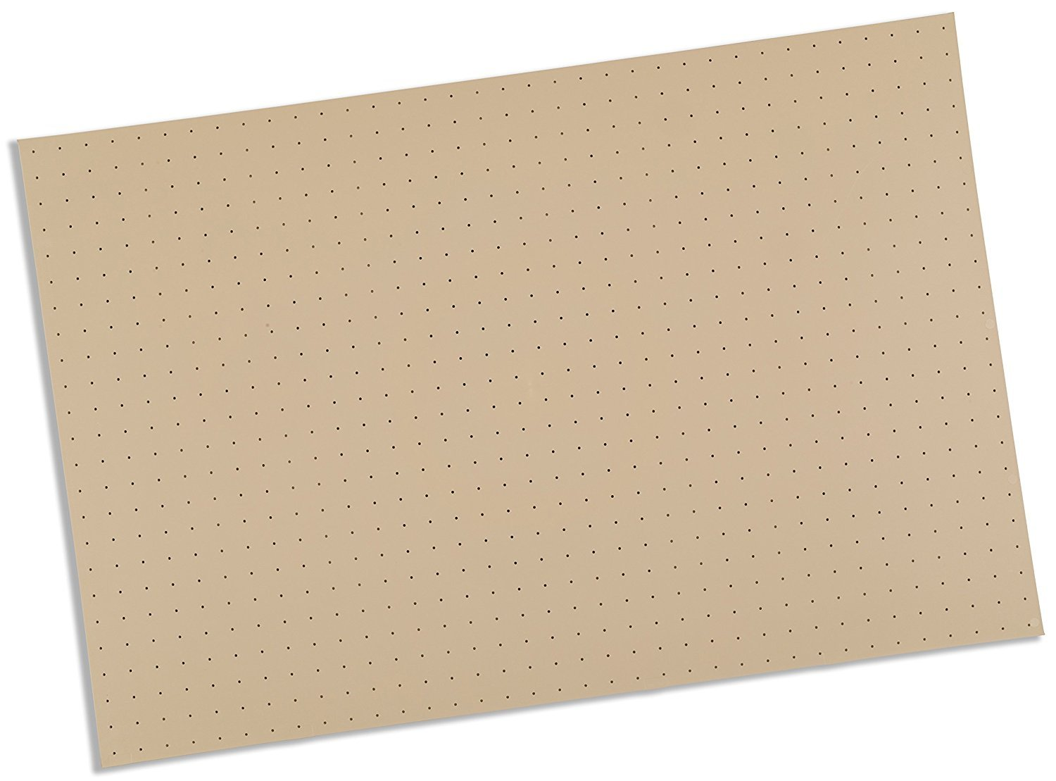 Rolyan Splinting Material Sheets, Ezeform, Beige, 1/8'' x 18'' x 24'', 1% Perforated, 4 Sheets
