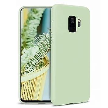 EuCase Funda para Samsung S9 Silicona,Carcasa Samsung S9 ...