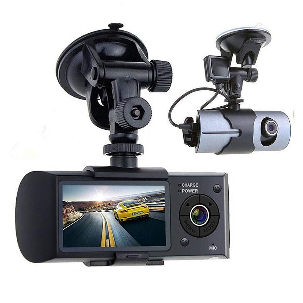 1080P HD Hidden Car Camera DVR Dash Cam Recorder with WiFi G-sensor Parking Mode
