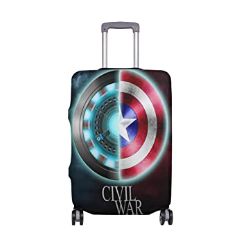 Travel Luggage Cover Star Wars Travel Luggage Cover Suitcase Protector Fits 26-28 Inch Washable Baggage Covers
