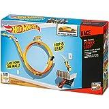Mattel LYSB00PLYVRBQ-TOYS Hot Wheels Kids Pack Race On Wall Mega Speed PowerLoop