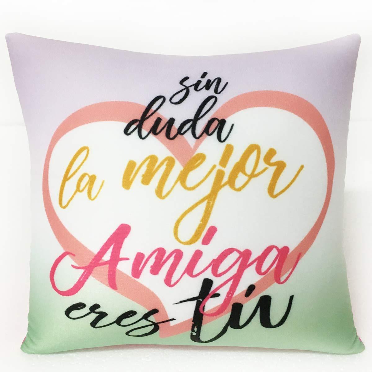 Artemodel-sin Duda Amiga cojín Lycra peq, Multicolor (1)