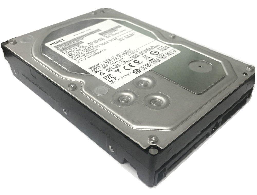 Hitachi Ultrastar 7K3000 HUA723030ALA640 3TB 7200 RPM 64MB Cache SATA III 6.0Gb/s 3.5'' Enterprise Hard Drive (Certified Refurbished) - w/1 Year Warranty by Hitachi