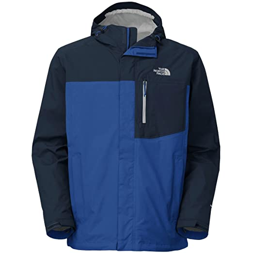 3270a44cd537 The North Face Men s Atlas Triclimate Jacket Monster Blue Cosmic Blue Medium