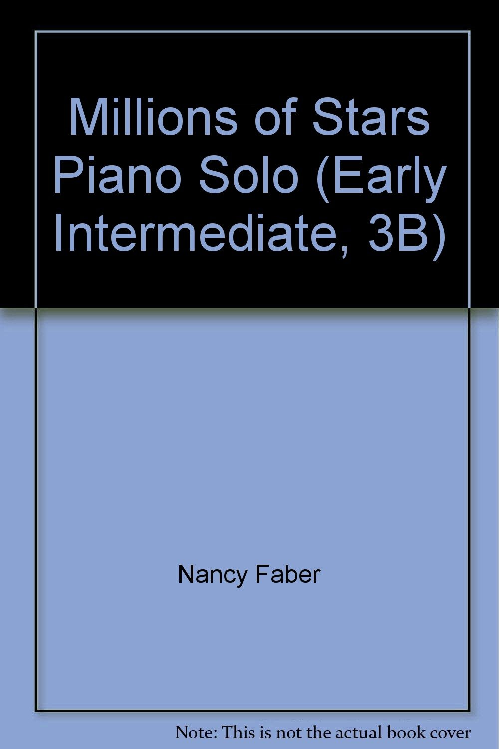 millions of stars piano solo early intermediate 3b