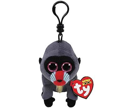 Amazon.com: T & y Ty Beanie Boos Wasabi – babuino de clip ...
