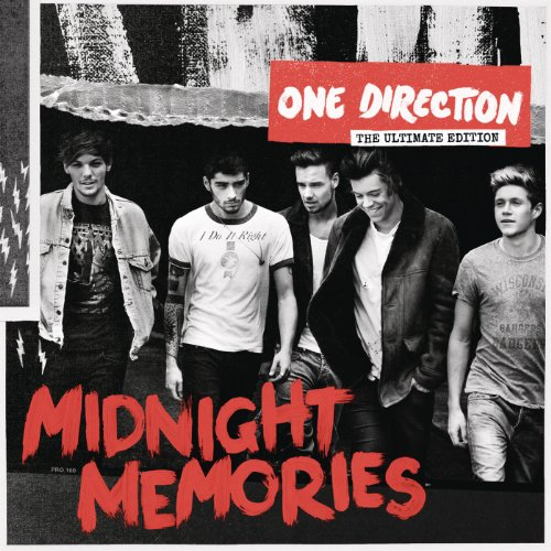 One direction – music – midnight memories.