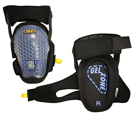 AWP Gel Pro Grip Knee Pad Kneepad