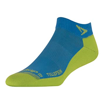 Drymax Lite Trail Mini Crew - Calcetines Unisex - DMX-RUN-13213-P, W10-12, M8.5-10.5 US, Big Sky Blue/Sublime: Amazon.es: Ropa y accesorios